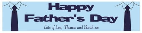 Father's Day Banner Design 4