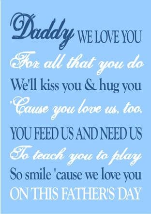 Father's Day Card Design 3