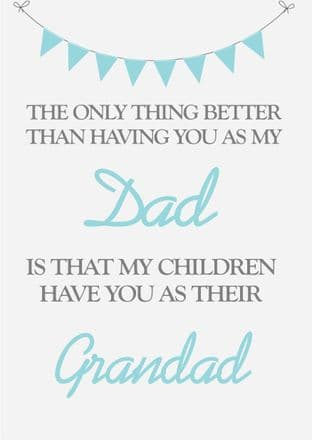 Father's Day Card Design 9