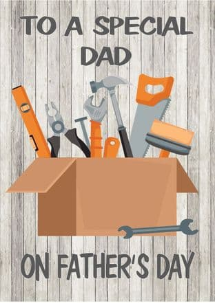 Father's Day Card DIY Design