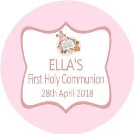 Girl Communion Design 1