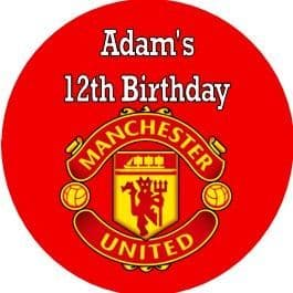 Manchester United Stickers