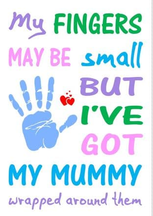 Mother's Day Card Design 4
