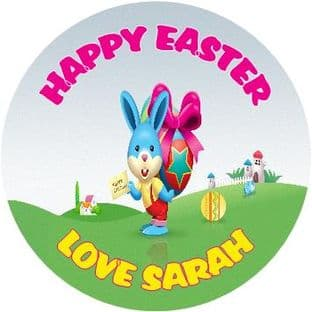 Personalised Easter Sticker Design 8