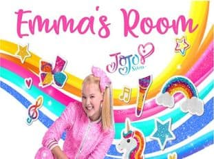 Personalised  JoJo Siwa Door Plaque