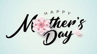 Rectangle Mother's Day Sticker 2