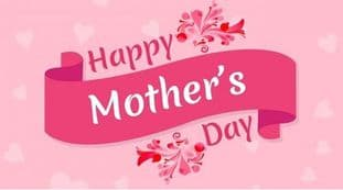 Rectangle Mother's Day Sticker 3