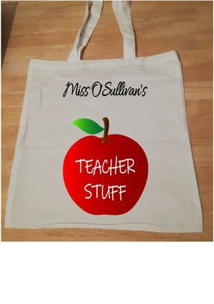 Teacher Stuff/Book Bag