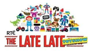 Toys Late Late Toy Show KitKat or Animal Bar Wrappers