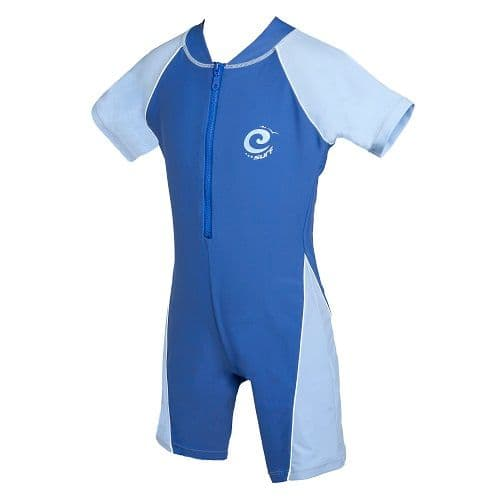 Indigo Blue Surf Sun Protection UV Sunsuit UPF 50+
