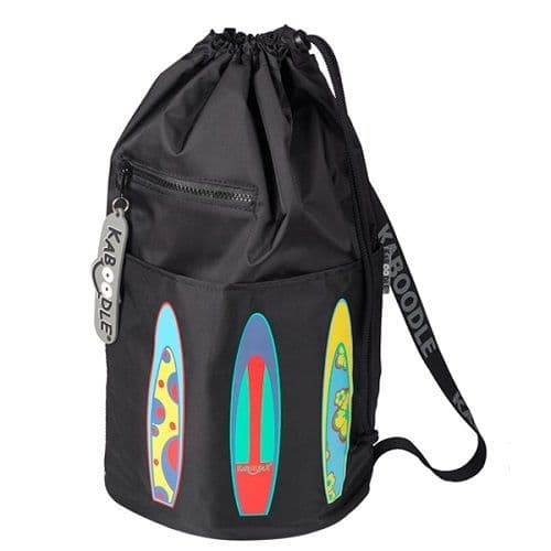 Kaboodle Surfboards Swim and Sports Bag
