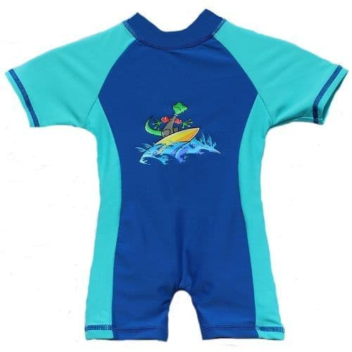 Kidz Swimmers Baby Boys UV Sunsuit UPF 50+