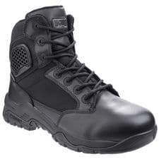 Magnum Strike Force 6.0 Mens Occupational Footwear Black