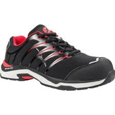 Albatros Twist Low Shoes- Safety Black/Red