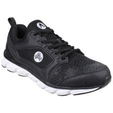 Amblers Safety AS707 Kyanite Trainers Safety Black