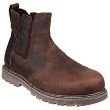 Amblers Safety FS165 Dealers Safety Brown