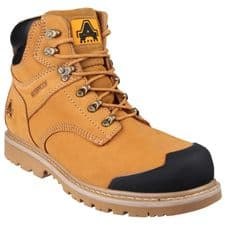 Amblers Safety FS226 Goodyear Welted Safety Honey