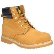 Amblers Safety FS7 Goodyear Welted Safety Honey