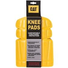 Caterpillar CW91 KNEE PAD PPE Yellow