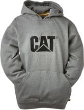 Caterpillar Trademark Sweater Sweat Shirts Heather Grey