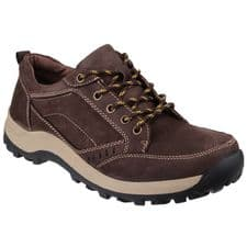 Cotswold Nailsworth Lace Mens Shoes Brown