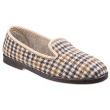 GBS Everett Slipper Classic Mens Slippers Grey