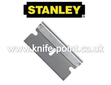 10 x Original Stanley 11-515A Single Edge Blades / Single Edge Scrapers