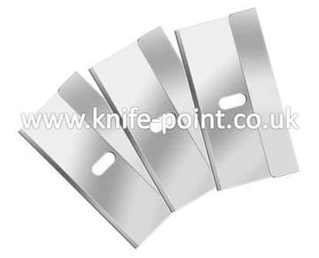 100 x Single Edge Blades / Single Edge Scrapers