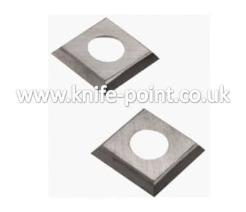 2 pces of METABO 31-660 compatible blades to fit METABO LF714 & LF724 paint strippers.