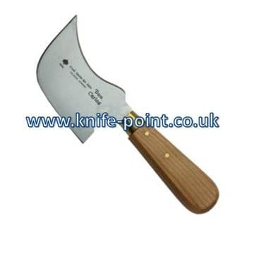 5 x knife DEAL for Original German Don Carlos Quarter Moon knives for floor layers & window fitters