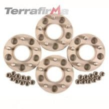 90/110/130/D1/RRC Set of 4 Alloy Wheel Spacers 30mm