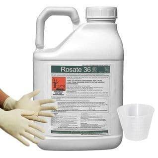 Very strong weed control ROSATE 36 VERY STRONG GLYPHOSATE WEEDKILLER