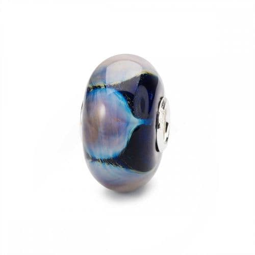 Trollbeads Everchanging Lotus TGLBE-20124 Limited Edition Peoples Unique 2020 Glass Bead