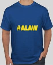 #ALAW T-Shirt 4XL/5XL