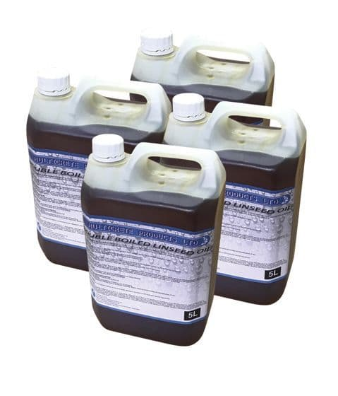 DOUBLE BOILED LINSEED OIL 20L