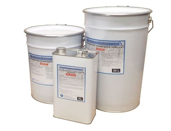 Imprinted Concrete Sealants