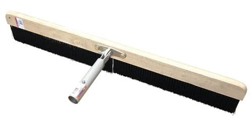 Kraft Wooden Concrete Finishing Broom 36