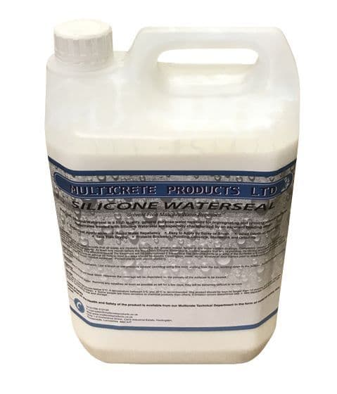 Silicone Waterseal 5 or 25ltr