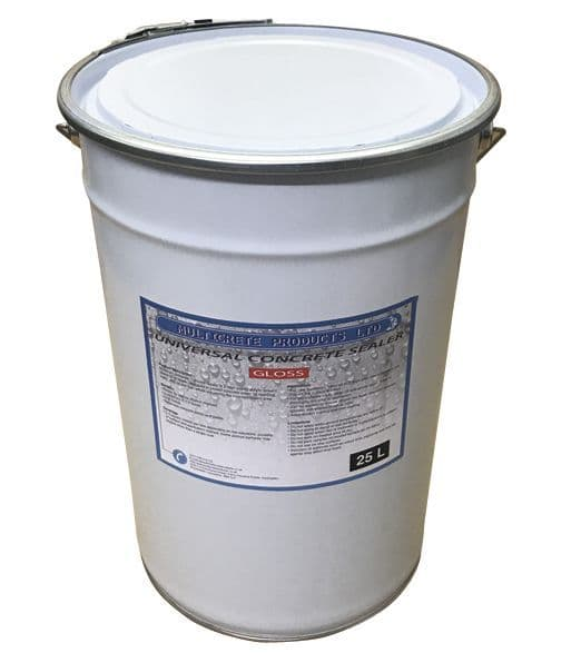 Universal Concrete Sealer - Gloss (25L)