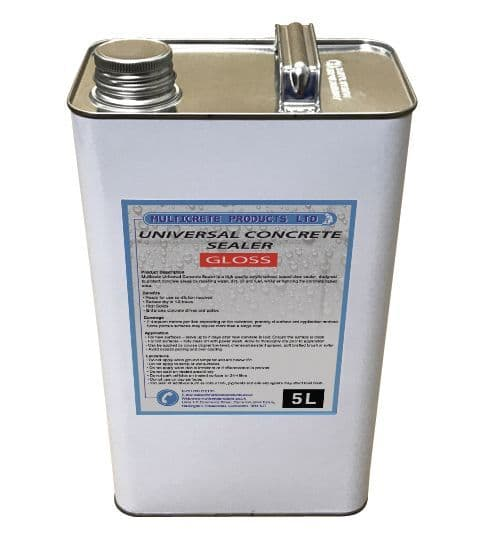 Universal Concrete Sealer - Gloss (5L)