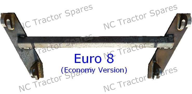 ** Quick Attach Euro 8 Bracket Easy Fit (Economy Version)