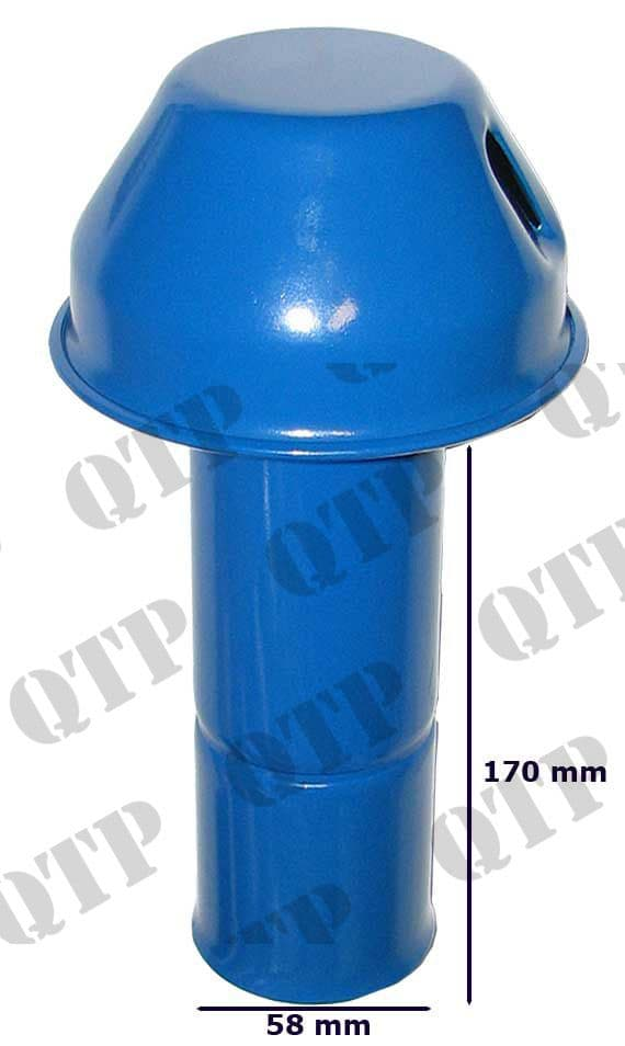Air Filter Hat Ford 4000 Major - 58mm