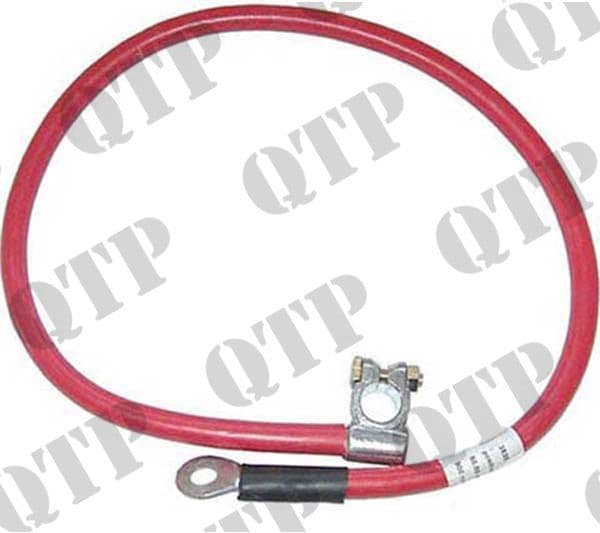 Battery Cable 900mm Positive 50mm - Red