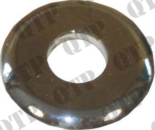 Chrome Steering Washer TE 20