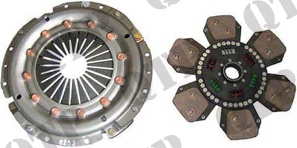 "Clutch Kit Same 13"" C/O 6 Paddle Disc"