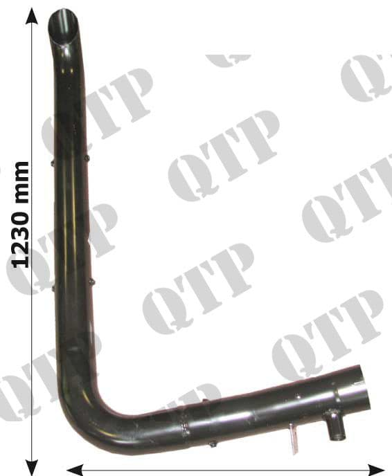 Exhaust Ford TM120 130 140 155