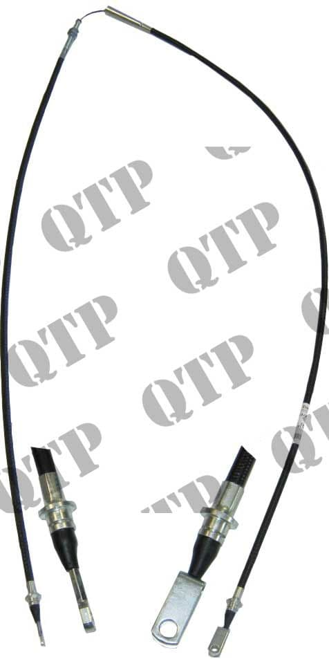 Foot Throttle Cable Ford TS115 Early