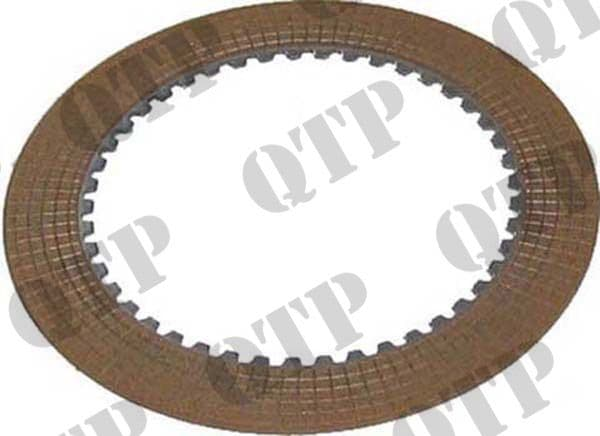 Friction Disc Ford 4000 4600 Bronze