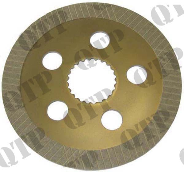 "Friction Disc Landini Paper 7"" OD"