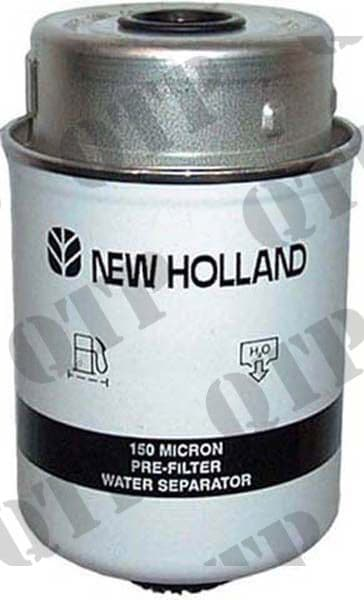 Fuel Filter Ford 8360 - ELECTYPE